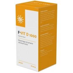 F-VIT D3 1000 WITAMINA D (60 porcji)