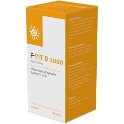 F-VIT D3 2000 WITAMINA D (60 porcji)