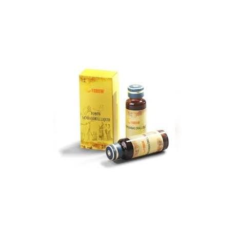 Fohow Sanbao Oral Liquid Eliksir Trzy Klejnoty Feniks 4 flakony 30 ml