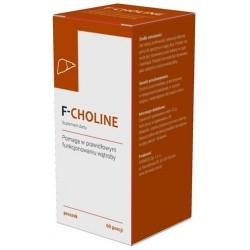 F-CHOLINE cholina na wątrobę