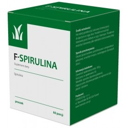 F-SPIRULINA spirulina z alg morskich