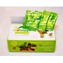 Tabletki warzywne Biveggie (dawniej Bioveggie) zestaw 30 opakowań po 5 tabletek (150 tabletek)