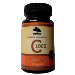 SINATUR WITAMINA C 1000 mg - 60 kaps.