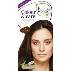 Hairwonder 4 - farba do włosów bez amoniaku Medium brown