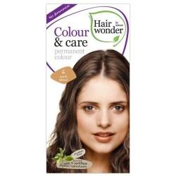 Hairwonder 6 - farba do włosów bez amoniaku Dark blond