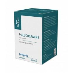 F-GLUCOSAMINE  zawiera siarczan glukozaminy 60 porcji