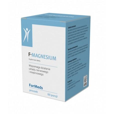 F-MAGNESIUM  magnez 60 porcji