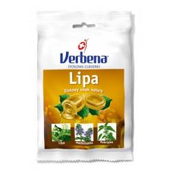 Verbena ziołowe cukierki Lipa