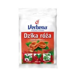 Verbena ziołowe cukierki Dzika róża