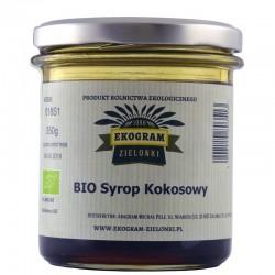 BIO Syrop Kokosowy EKOGRAM 350g