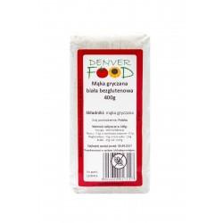 Mąka gryczana biała bezglutenowa 400g Denver Food