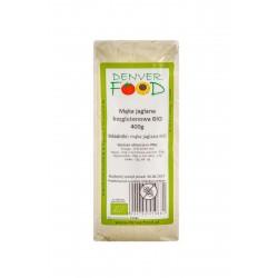 Mąka jaglana bezglutenowa BIO 400g Denver Food