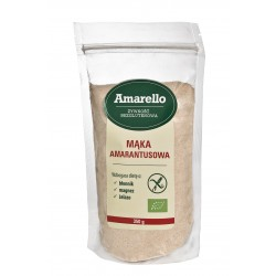 Mąka amarantusowa (surowa) 350g Amarello