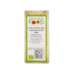 Mąka amarantusowa bezglutenowa BIO 350g