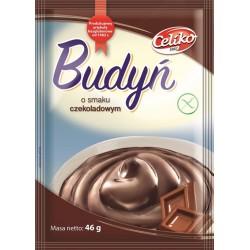 Budyń czekoladowy bezglutenowy Celiko 46g