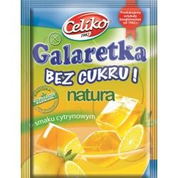Galaretka cytrynowa bez cukru bezglutenowa Celiko 14g