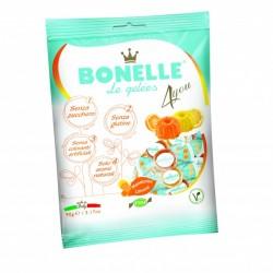 Żelki wegańskie o smaku cytryny i mandarynki bez dodatku cukru 90 g