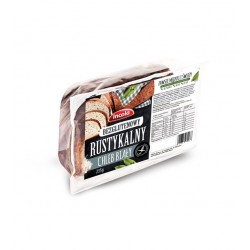 Chleb bezglutenowy rustykalny biały 235g - Incola