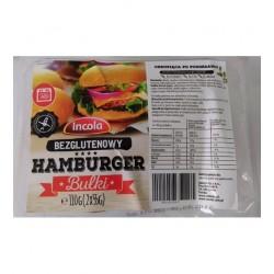 Bułka hamburger 110g (2x55g)  - Incola