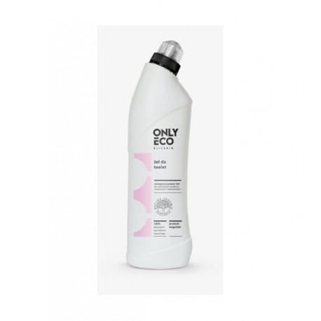 ONLY ECO Żel do toalet 750 ml