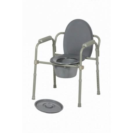 Krzesło toaletowe składane ARmedical