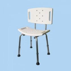 Krzesło prysznicowe z oparciem AR-203 ARmedical