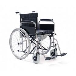 Wózek inwalidzki z funkcją toalety  TRUST VITEA CARE  VCWK4T