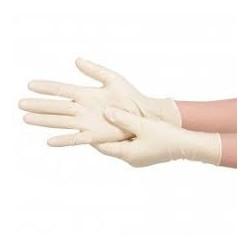 Rękawiczki jednorazowe lateksowe Shield superb LATEX M 100szt.