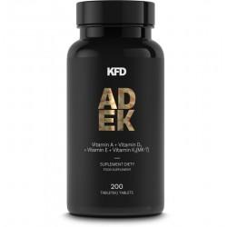 ADEK WITAMINY A D3 K2 MK7 E 200 TABL KFD