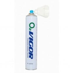 Tlen inhalacyjny skoncentrowany VIGOR spray 14 litrów (do 140 aplikacji)