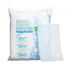 Begobano Soapy Sponge pH 5,5 Myjka z żelem myjącym x 24szt