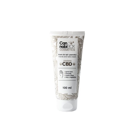 Krem do rąk CannabiBOX Cosmetics 100 ml