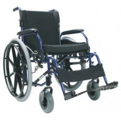 Wózek inwalidzki aluminiowy ręczny  SOMA SM-802