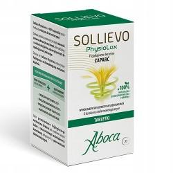 Sollievo PhysioLax leczenie zaparć x 27 tabletek Aboca