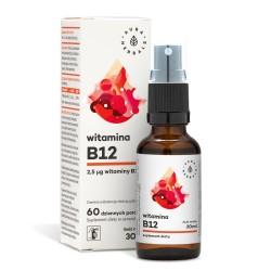 WITAMINA B12 W AEROZOLU 30ML AURA HERBALS