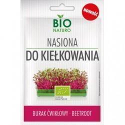 Nasiona do kiełkowania Burak ćwikłowy BIO NATURO 10g