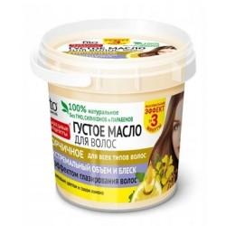 Olejek musztardowy do włosów nawilżający 155 ml Fitokosmetik