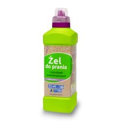 Ekologiczny roślinny płyn do prania z orzechów piorących lawendowy Good wash 1kg EcoVariant