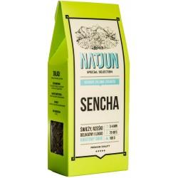 Herbata zielona Sencha 100g  NATJUN