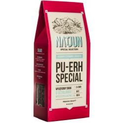 """Herbata czerwona """"Pu-erh Special"""" 100g  NATJUN"""