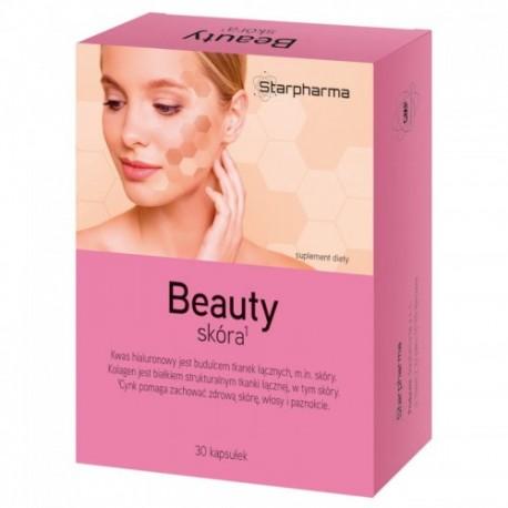 Beauty skóra 30 kaps. STARPHARMA