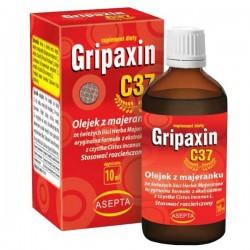 GRIPAXIN C37 krople 30 ml Asepta