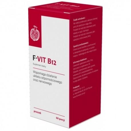 F-VIT B12 (60 porcji) FORMEDS