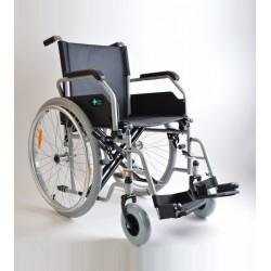 Wózek inwalidzki stalowy Cruiser  / RF-1  PODUSZKA PRZECIWODLEŻYNOWA GRATIS !!!