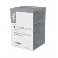 F-CHROMIUM 200 x 60 porcji FORMEDS