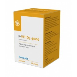 F-VIT D3 4000 WITAMINA D (60 porcji)