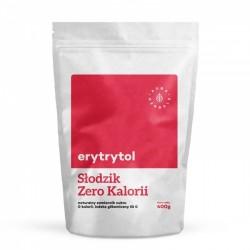 Erytrol - słodzik zero kalorii - 400g