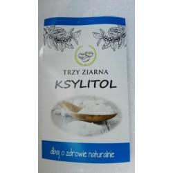 Ksylitol cukier brzozowy Trzy Ziarna 1kg