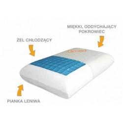 Poduszka ortopedyczna z żelem chłodzącym COMFORT GEL PILLOW QMED