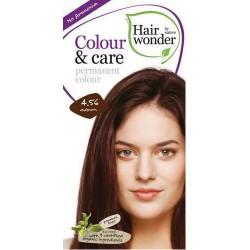 Hairwonder 4.56 - farba do włosów bez amoniaku Auburn